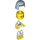 LEGO Egyptian Warrior Minifigure