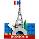LEGO Eiffel Tower Magnet (854011)