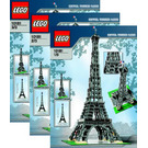 LEGO Eiffel Tower  Set 10181 Instructions