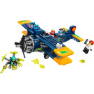 LEGO El Fuego's Stunt Airplane Set 70429