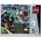 LEGO El Fuego's Stunt Cannon Set 30464 Packaging