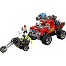 LEGO El Fuego's Stunt Truck Set 70421