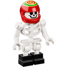 LEGO El Fuego Skeleton with Helmet Minifigure