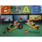 LEGO eLAB Green Car Set 9685 Instructions