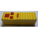 LEGO Electric 9V Battery Box 4 x 14 x 4 Bottom  Assembly (2847)