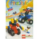 LEGO Electric Freestyle Set, 6+ Set 4163