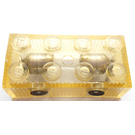 LEGO Electric Light Brick 2 x 4 4.5V with Removable Bulb