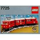 LEGO Electric Passenger Train Set 7725