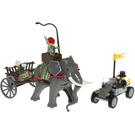 LEGO Elephant Caravan Set 7414