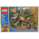 LEGO Elephant Caravan Set 7414 Packaging