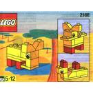 LEGO Elephant Set 2166