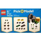 LEGO Elephant Set 3850007 Instructions