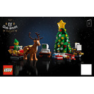 LEGO Elf Club House Set 10275 Instructions