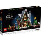 LEGO Elf Club House Set 10275 Packaging