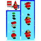 LEGO Elf Girl Set 10166 Instructions