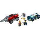 LEGO Elite Police Driller Chase Set 60273