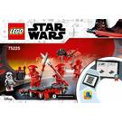 LEGO Elite Praetorian Guard Battle Pack Set 75225 Instructions