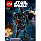 LEGO Elite TIE Fighter Pilot Set 75526 Instructions