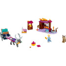 LEGO Elsa and the Reindeer Carriage Set 41166