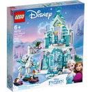LEGO Elsa's Ice Palace Set 43172 Packaging