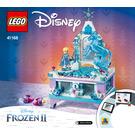LEGO Elsa's Jewellery Box Set 41168 Instructions