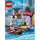 LEGO Elsa's Market Adventure Set 41155 Instructions