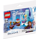 LEGO Elsa's Winter Throne Set 30553 Packaging