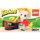 LEGO Elton Elephant Set 3601