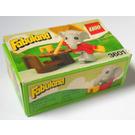 LEGO Elton Elephant Set 3601 Packaging