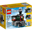 LEGO Emerald Express Set 31015 Packaging