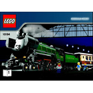 LEGO Emerald Night Set 10194 Instructions