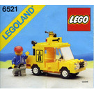 LEGO Emergency Repair Truck Set 6521