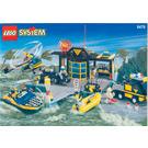 LEGO Emergency Response Center Set 6479 Instructions