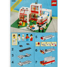 LEGO Emergency Treatment Center Set 6380 Instructions