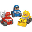 LEGO Emergency Vehicles Set 3700