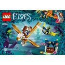 LEGO Emily Jones & The Eagle Getaway Set 41190 Instructions