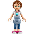 LEGO Emily Jones with Amulet Minifigure