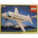 LEGO Emirates Airliner Set 1973 Packaging