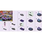 LEGO Emma's Bumper Cars Set 30409 Instructions