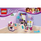LEGO Emma's Creative Workshop Set 41115 Instructions