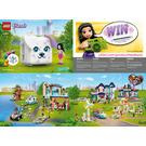 LEGO Emma's Dalmatian Cube Set 41663 Instructions