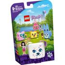 LEGO Emma's Dalmatian Cube Set 41663 Packaging