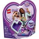 LEGO Emma's Heart Box Set 41355 Packaging