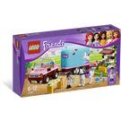 LEGO Emma's Horse Trailer Set 3186 Packaging