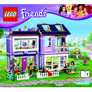 LEGO Emma's House Set 41095 Instructions