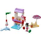 LEGO Emma's Lifeguard Post Set 41028