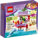 LEGO Emma's Lifeguard Post Set 41028 Packaging