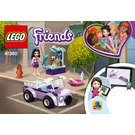 LEGO Emma's Mobile Veterinary Clinic  Set 41360 Instructions