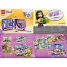 LEGO Emma's Play Cube - Photographer Set 41404 Instructions