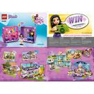 LEGO Emma's Play Cube - Toy Store Set 41409 Instructions
